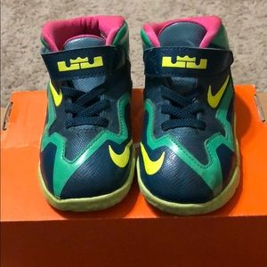 Lebron toddler sneakers
